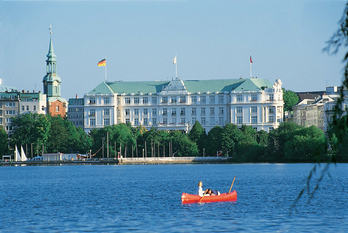 Hamburg Hotel Atlantis